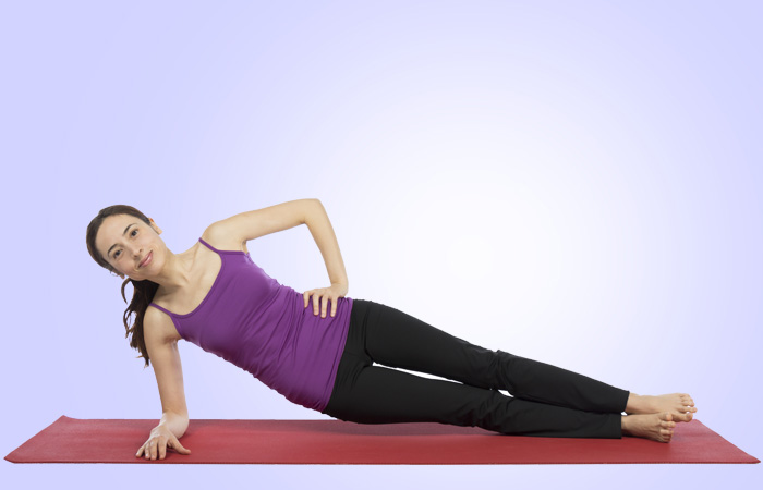 Exercises To Reduce Side Fat - Mermaid Excercise