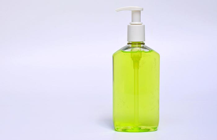 Neem Oil Bath
