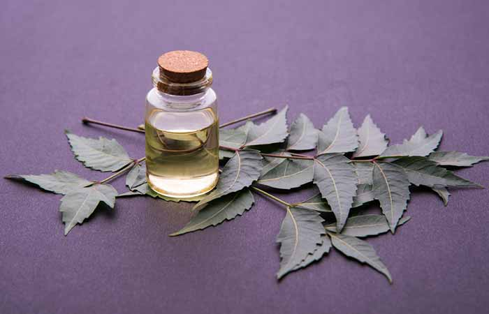 How To Get Rid Of A Skin Rashes - Neem Oil