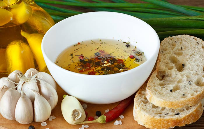 Olive Oil Dipping Recipes - Olive Oil Dip For French Bread