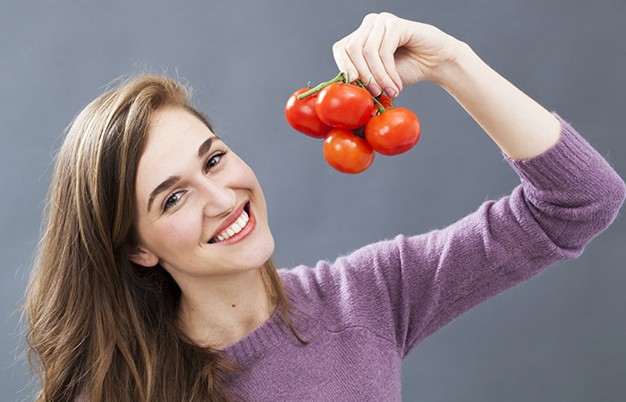 Tomatoes For Weight Loss - Other Health Benefits Of Tomatoes