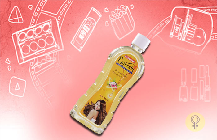 Pitambari Hair Oil