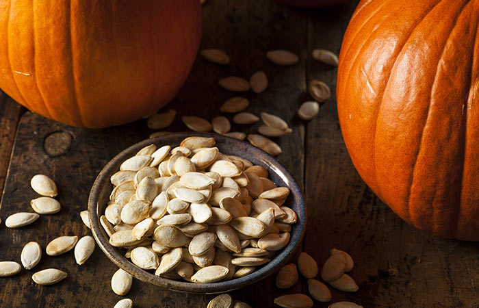 Pumpkin Seeds - Enlarged Prostate