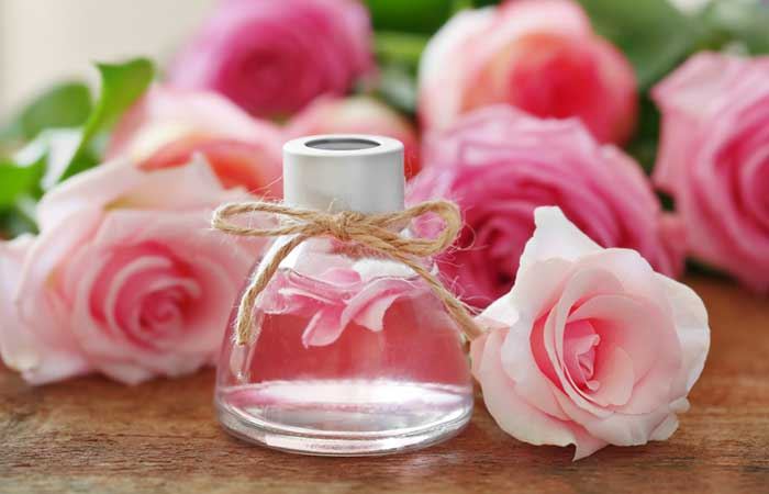 Best Essential Oils For Skin Care - Rose Oil For Better Absorption Of Skin Nutrients