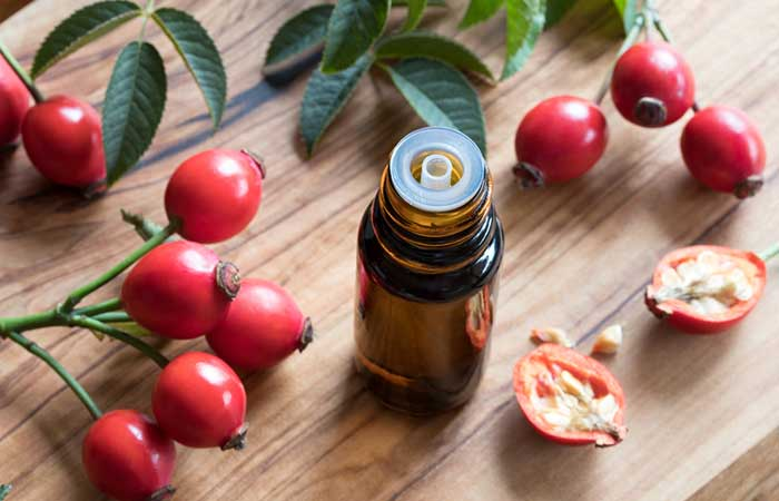 Best Essential Oils For Skin Care - Rosehip Oil For Wrinkles