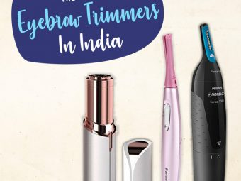 The-12-Best-Eyebrow-Trimmers-In-India