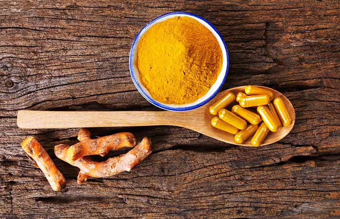 Turmeric Root - Enlarged Prostate