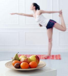 Yoga Diet And Poses For Weight Loss