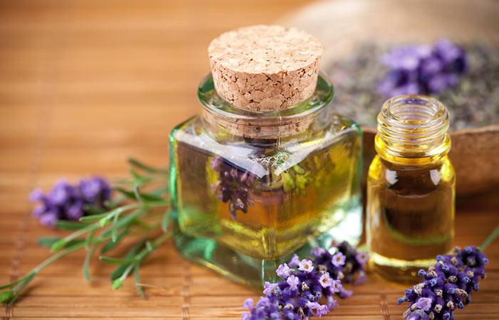 Get Rid Of White Spots On Fingernails - Lavender Oil