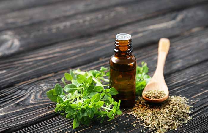 Home Remedies For Cellulitis - Oregano Essential Oil