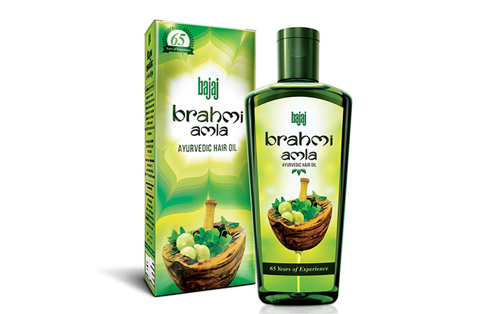 bajaj Brahmi Amla Ayurvedic Hair Oil