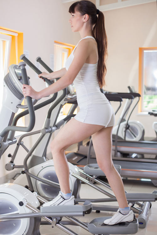 Cardio Exercises For Weight Loss - Elliptical
