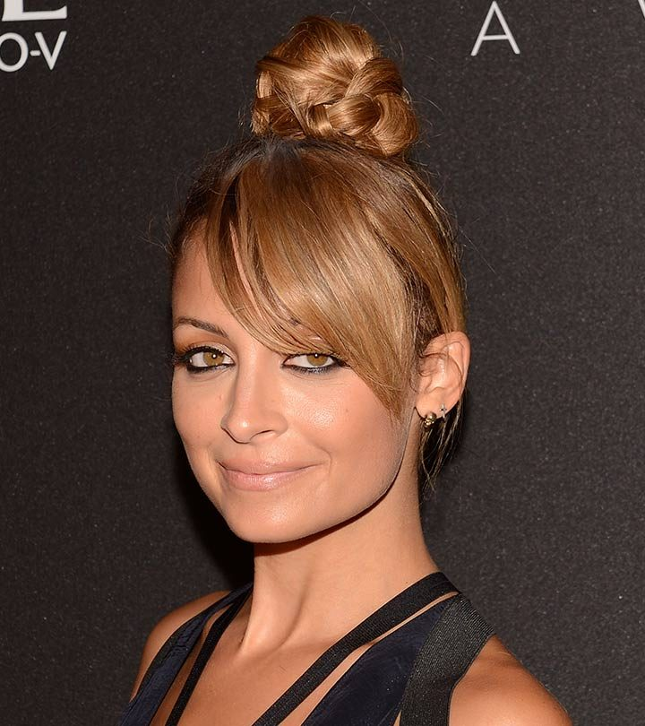 10 Gorgeous Bun Braid Updos To Inspire You