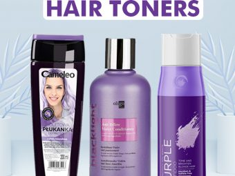 15 Best Hair Toners To Maintain White Hair
