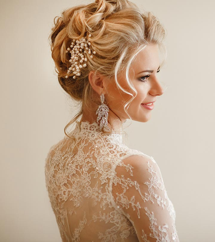 15 Mesmerizing Bridal Updos That Will Inspire You