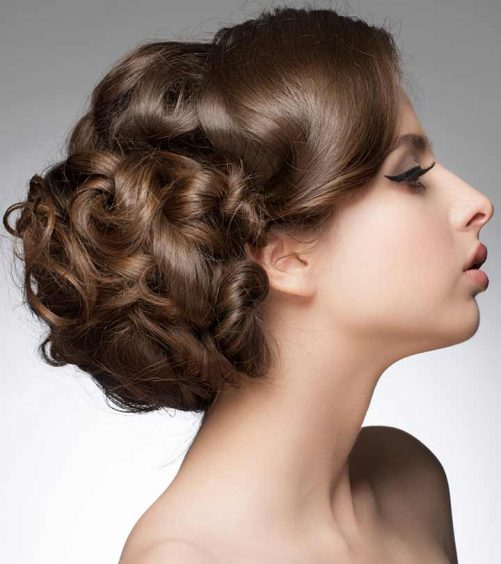 10 Youtube Updo Hairstyles To Inspire You
