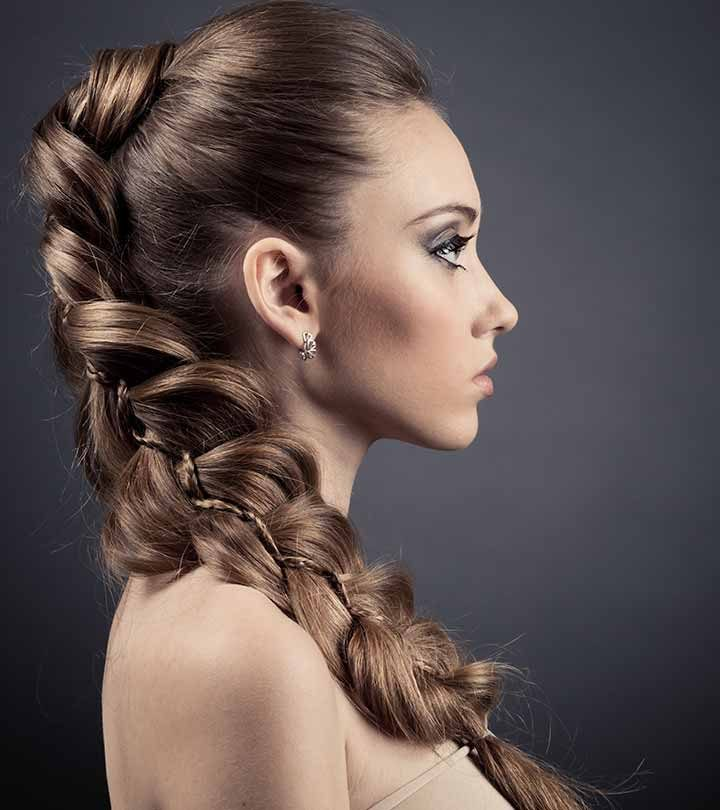 10 Easy And Quick Banana Clip Hairstyles You Must Try