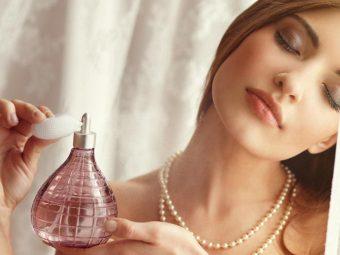 10 Amazing Benefits Of Using Perfumes