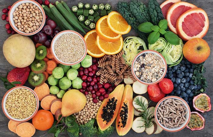 2. Consume Vitamins