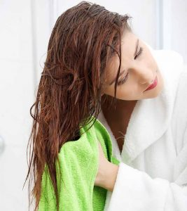 7 Shower Tricks To Keep Your Hair Healthy