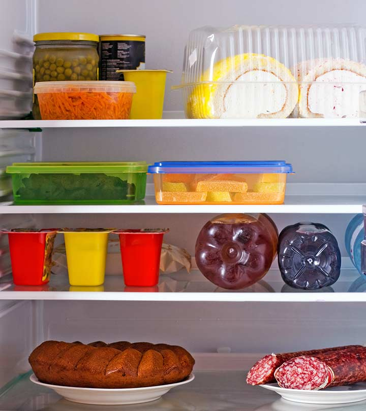 Is It Safe To Freeze Food In Plastic Containers?