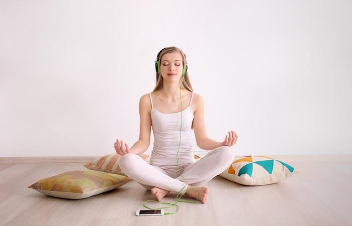 3. Practice Meditation