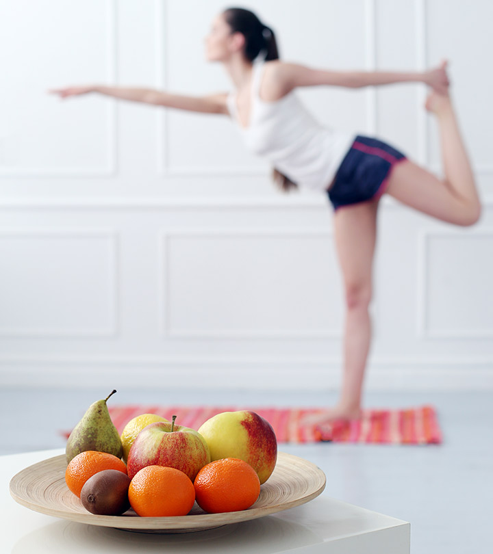 What Should You Eat Before And After Yoga?