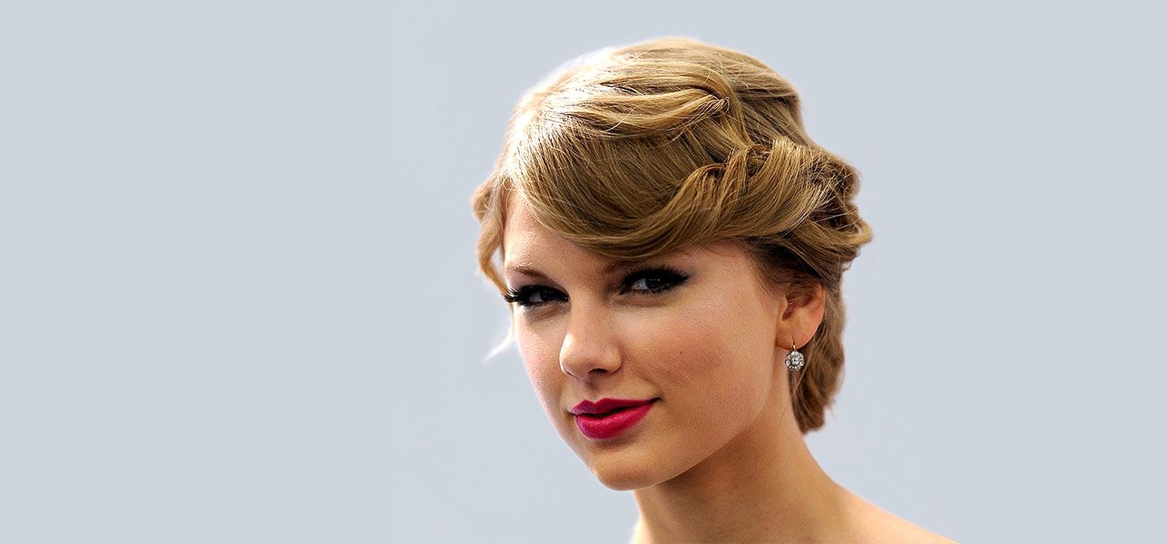 Swell 10 Stunning Taylor Swift Updo Hairstyles Hairstyle Inspiration Daily Dogsangcom