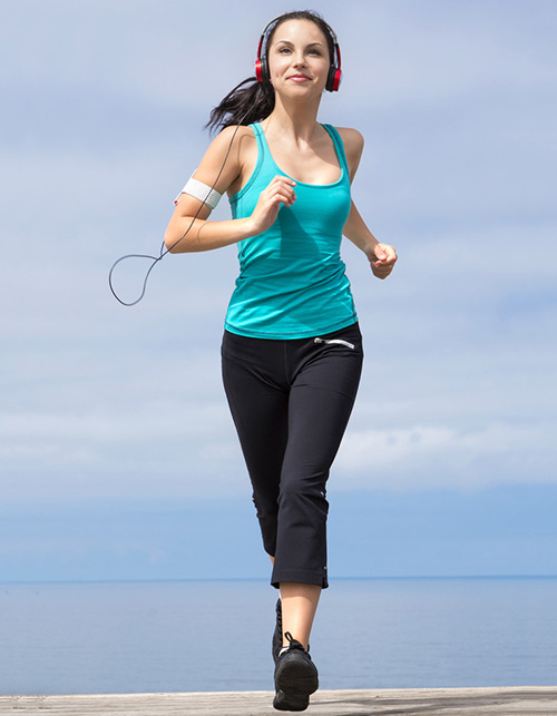 Cardio Exercises For Weight Loss - Brisk-Walking