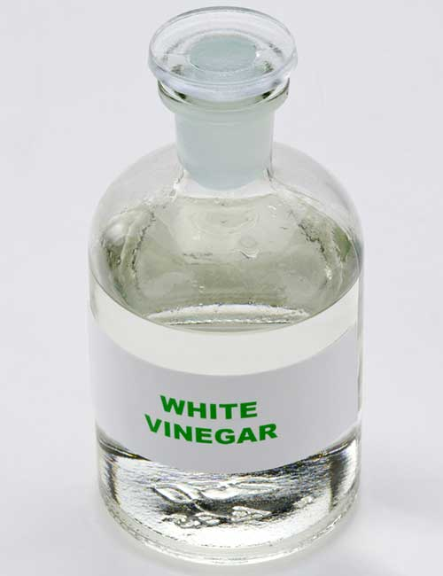 Belly Button Infection - White Vinegar