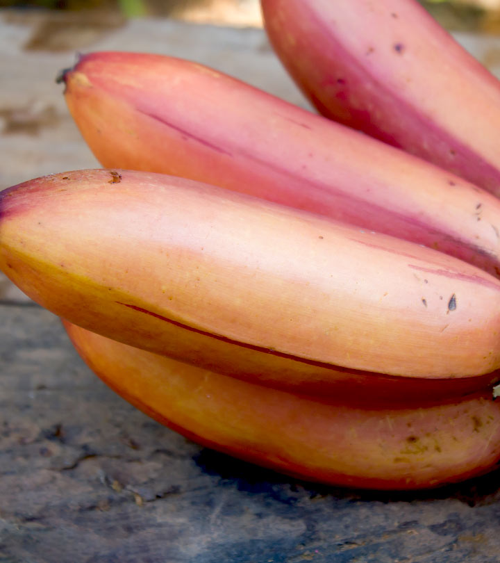 15 Amazing Health Benefits Of Red Banana