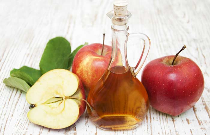7. Apple Cider Vinegar