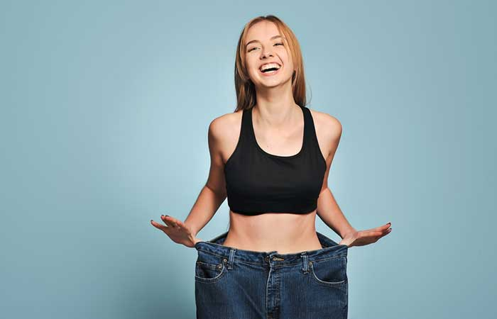 8. Can Aid Weight Loss