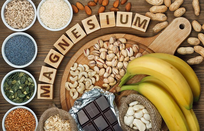 8. Consume Magnesium-Rich Foods