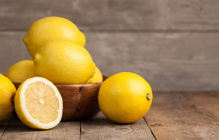 8. Lemon Juice For Itching During Pregnancy