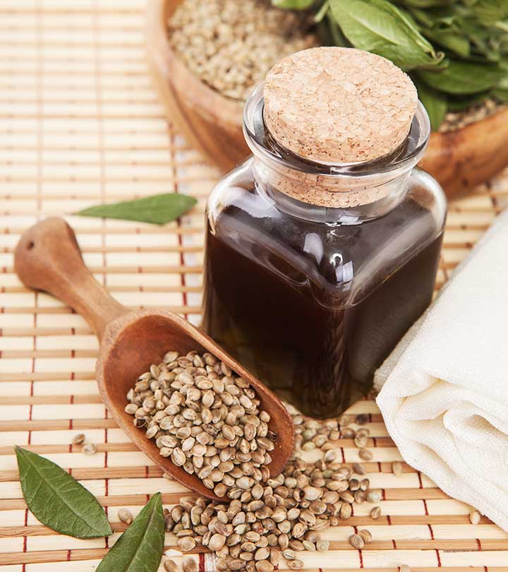 820_9 Unexpected Side Effects Of Hemp Seed Oil_shutterstock_168973649