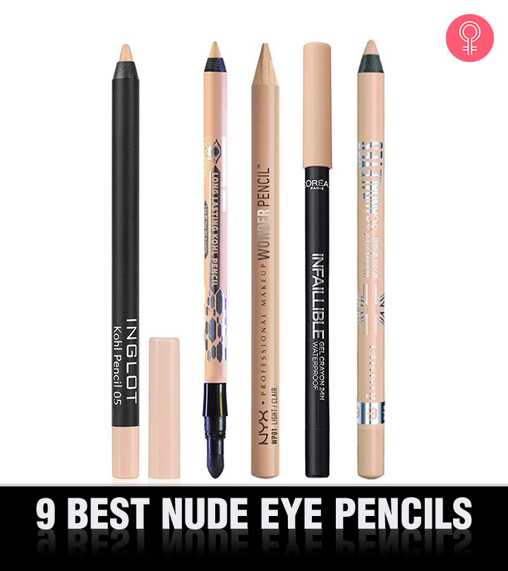 9 Best Nude Eye Pencils
