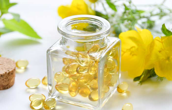 Night Sweats - Evening Primrose Oil