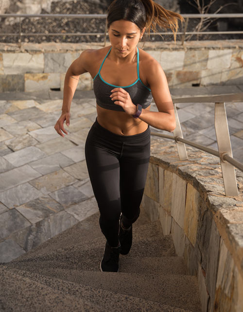 Cardio Exercises For Weight Loss - Stair-Climber