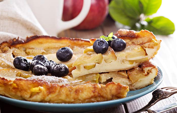 10 healthy alkaline breakfast recipes you must try alkaline breakfast recipes apple pancakes pinit forumfinder Gallery