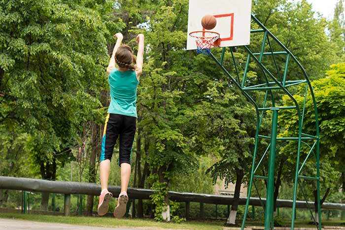 Cardio Exercises For Weight Loss - Basketball