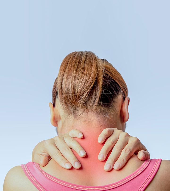 Cervical Spondylosis – Symptoms, Causes, Natural Treatments + Exercises Tips