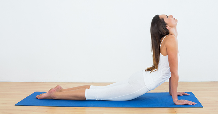 Cobra Pose Or Bhujangasana