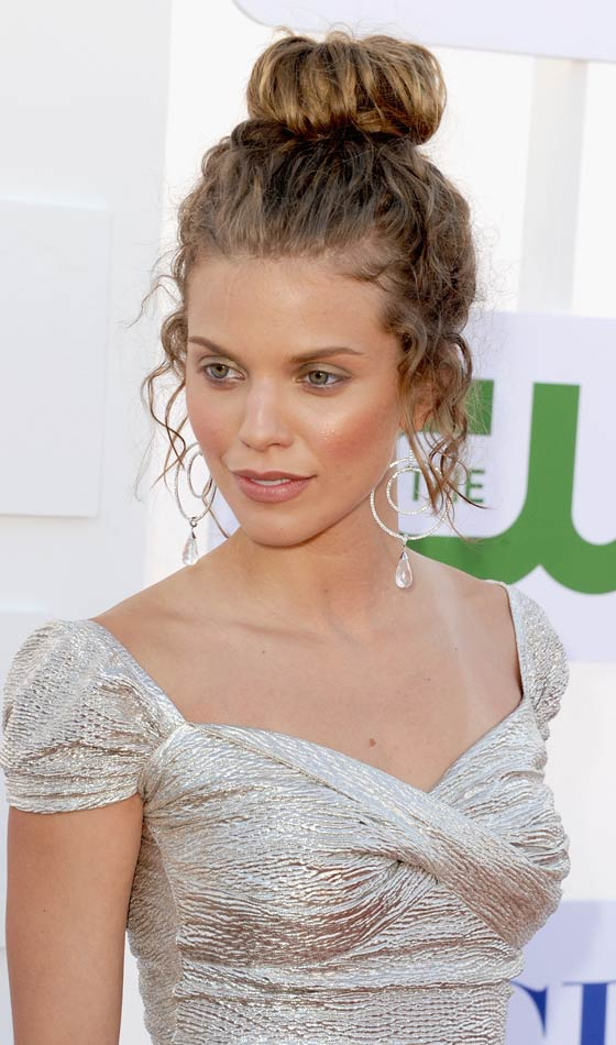 Fabulous How To Make A High Bun With Curly Hair Best Hairstyles 2017 Short Hairstyles Gunalazisus
