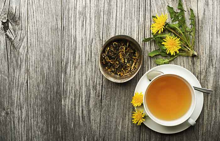 Itching During Pregnancy - Dandelion Root