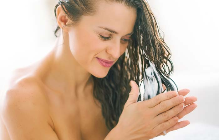 Best Shower Tips - Do not apply conditioner on scalp