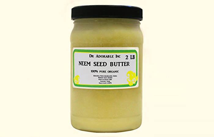 Dr. Adorable Inc. Neem Seed Butter
