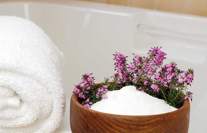 Treat Bed Sores - Epsom Salt