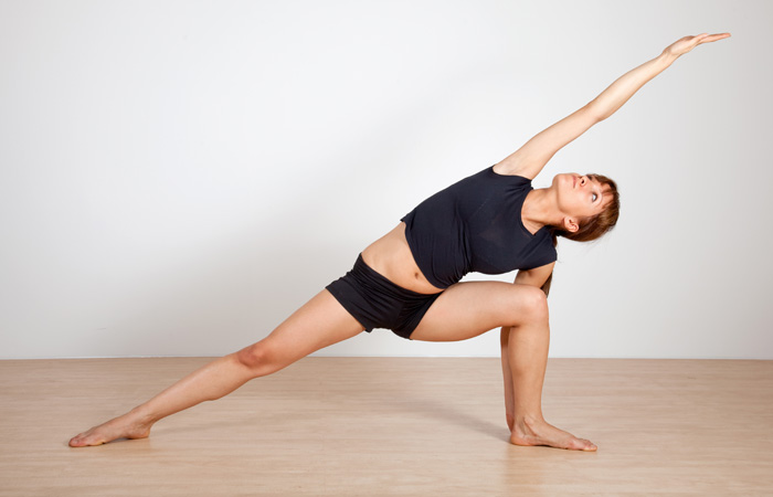 Extended-Side-Angle-Pose