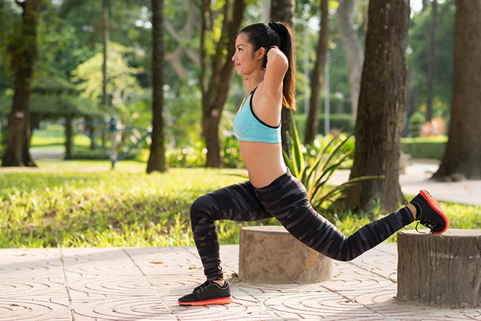 Cardio Exercises To Lose Weight - High-Intensity Tabata Training